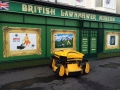 Ransomes Robot Mower Arries