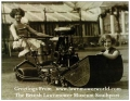 Atco Promotion Ladies 1920s Postcard