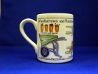 Wheelbarrow Mug
