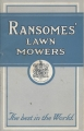 Early Ransomes Sales Brochure